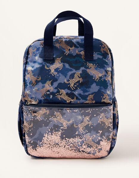 Unicorn Shaker Backpack, , large