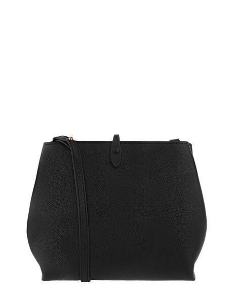 Liv Leather Shoulder Bag, , large