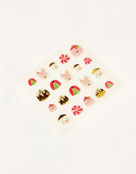 Fancy Festive Nail Stickers, , large
