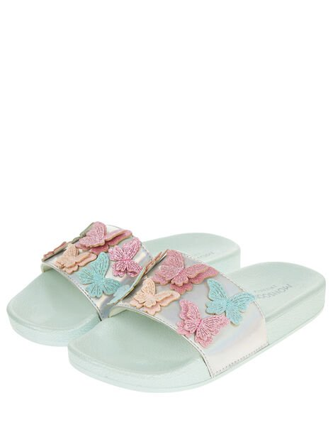 Rainbow Butterfly Sliders Multi, Multi (MULTI), large