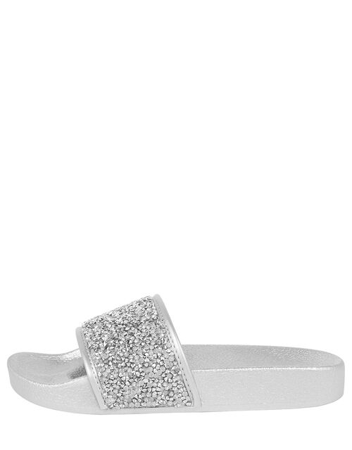 Dazzle Sliders, Silver (SILVER), large