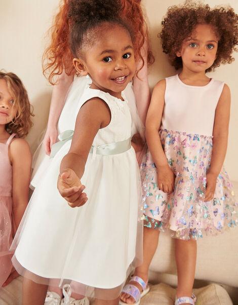 Baby Freya Lace Bridesmaids Dress  Ivory, Ivory (IVORY), large