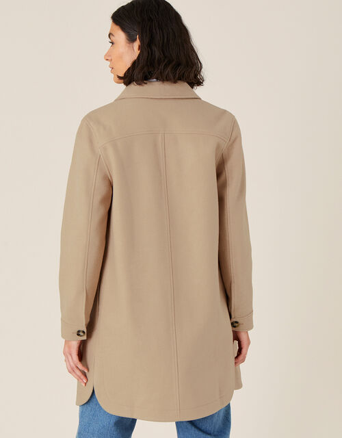 Sonya Shacket, Camel (OATMEAL), large