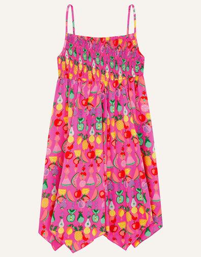 Freya Fruit Beach Dress Pink, Pink (PINK), large