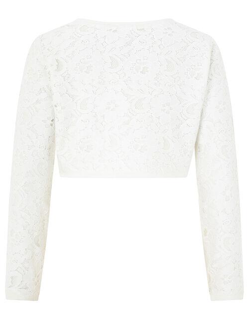 Eliona Cardigan, White (WHITE), large