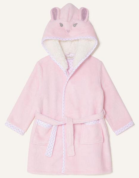 Baby Bunny Robe Pink, Pink (PINK), large
