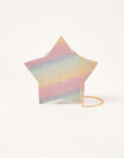 Rainbow Dazzle Star Bag, , large