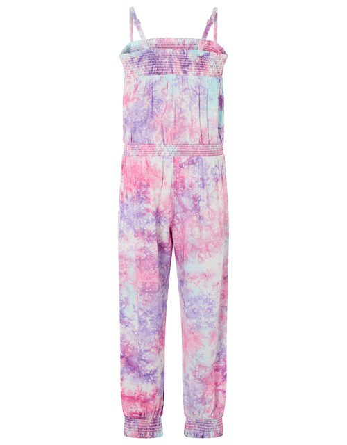 Tie Dye Jumpsuit, Multi (MULTI), large