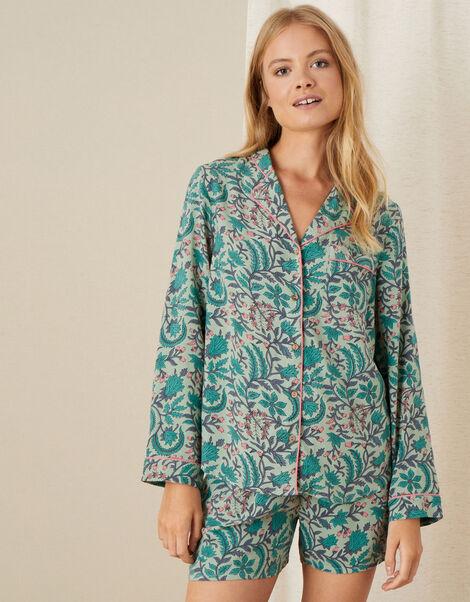 ARTISAN STUDIO Pyjama Set Green, Green (GREEN), large