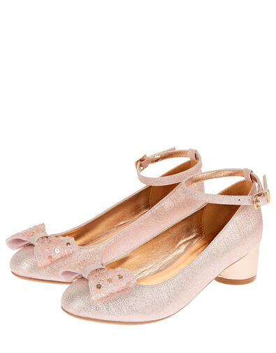 Genevieve Dazzle Jazz Heels Pink, Pink (PINK), large