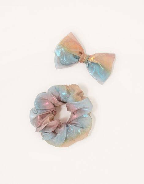 Dreamland Bow and Scrunchie Set , , large