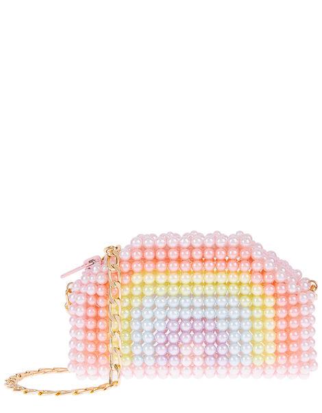 Rainbow Bead Bag, , large