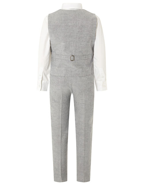 Four-Piece Suit Set, Grey (GREY), large