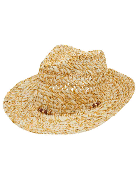 Bromley Beaded Stetson Hat, , large