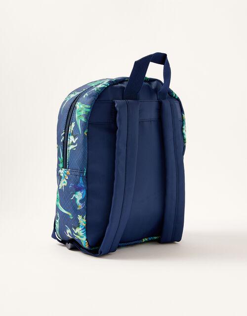 Dinosaur Print Backpack, , large