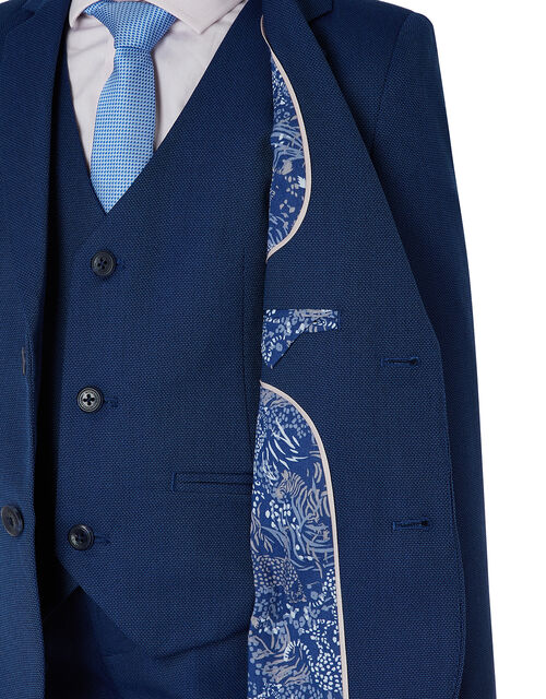 Jake Five-Piece Suit Set, Blue (BLUE), large