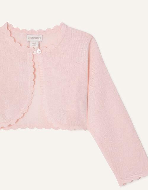 Baby Niamh Cardigan, Pink (PINK), large