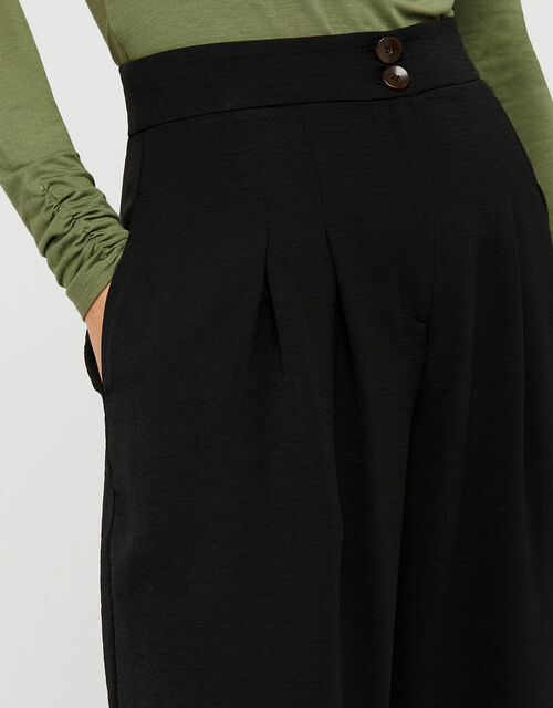 Carrie Smart Culottes, Black, large