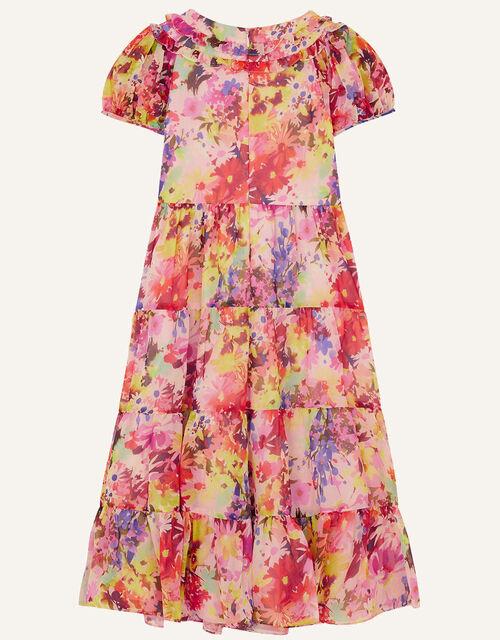 Helen Dealtry Krishana Floral Maxi Dress, Multi (MULTI), large