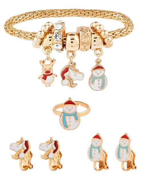 Festive Friends Jewellery Set, , large