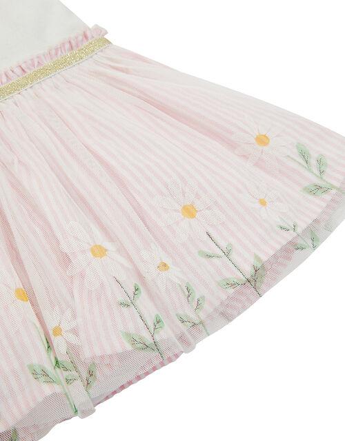 Newborn Baby Daisy Disco Dress, Pink (PINK), large