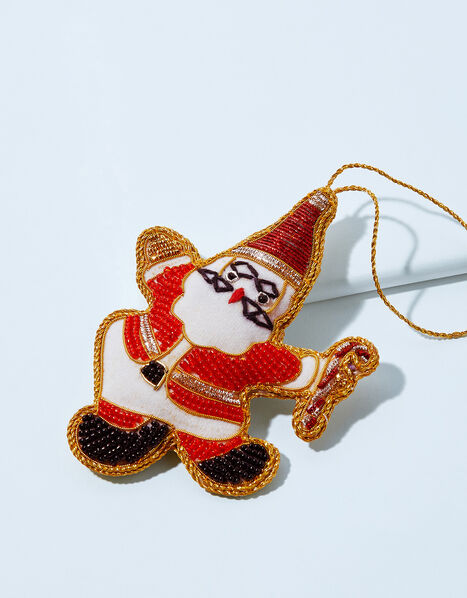 Father Christmas Hanging Decoration, , large