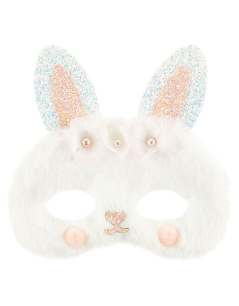 Flower Bunny Mask , , large