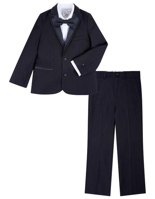 Benjamin Tuxedo Set, Black (BLACK), large