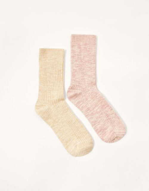 Marl Sock Twinset, , large