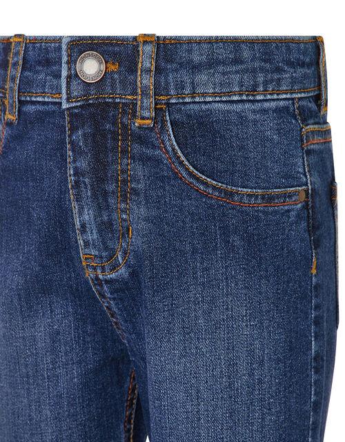 Danny Denim Shorts, Blue (BLUE), large