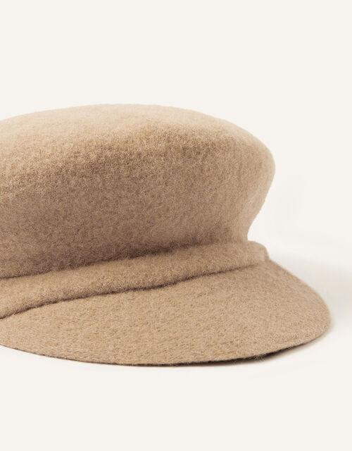 Boucle Baker Boy Hat, , large