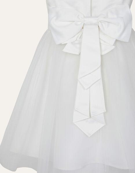 Baby Tulle Skirt Bridesmaid Dress Ivory, Ivory (IVORY), large