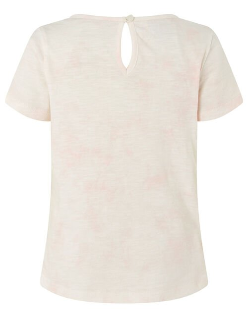 Sequin Flamingo T-Shirt, Pink (PINK), large