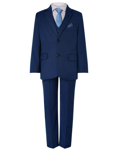 Jake Five-Piece Suit Set Blue, Blue (BLUE), large