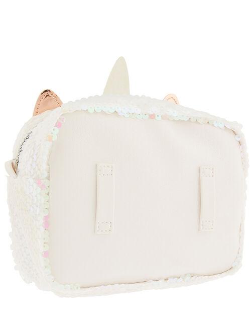 Mirage Sequin Unicorn Multi-Use Bag, , large