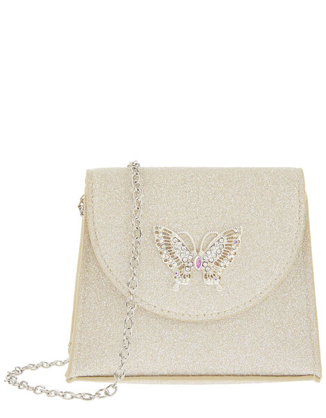 Sparkle Butterfly Bag, , large