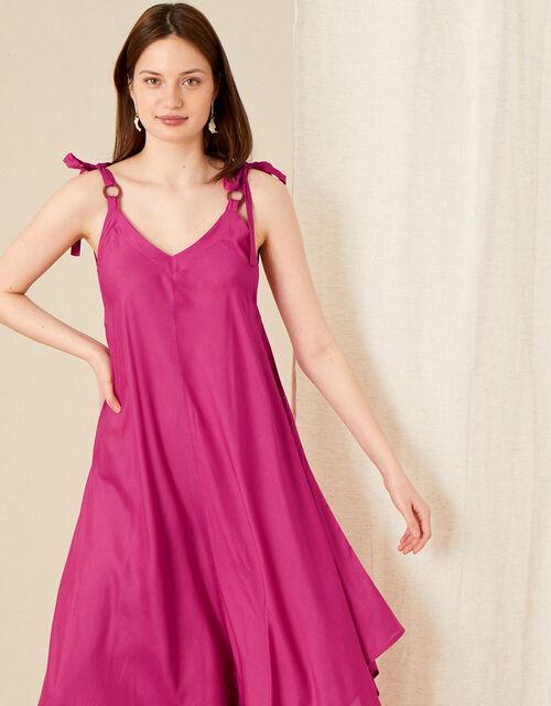 Sara Romper in LENZING™ ECOVERO™, Pink (PINK), large
