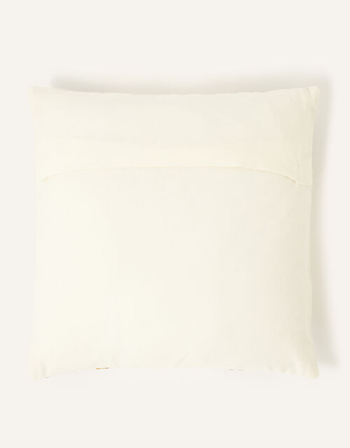 Bold Embroidered Cushion, , large