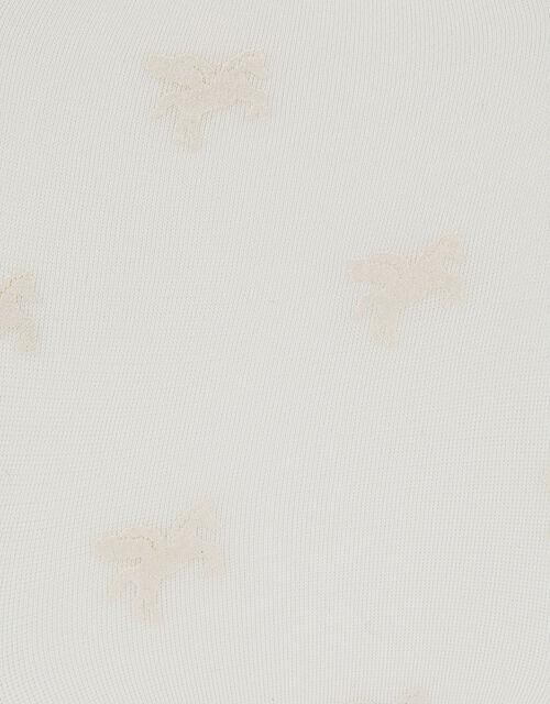Glitter and Unicorn Print Tights, Multi (MULTI), large