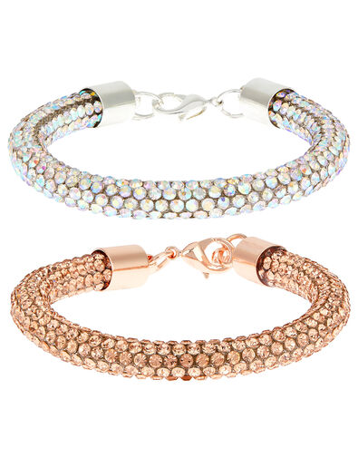 Dazzle Bracelet Set , , large