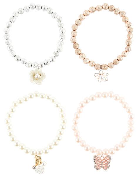Sparkle Friendship Bracelet Set , , large