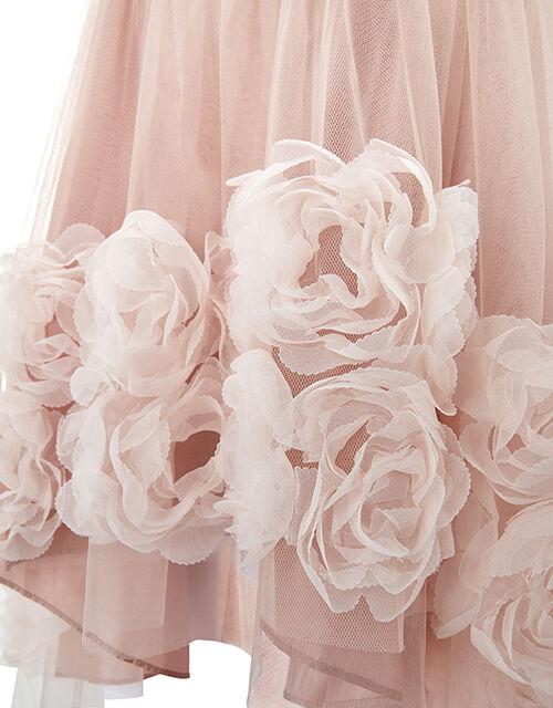 Blossom Rose High Low Dress, Pink (PINK), large