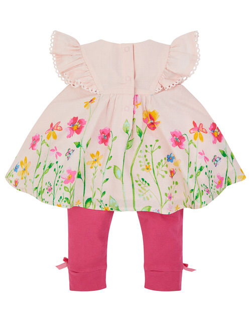 Newborn Wild Flower Set, Pink (PINK), large