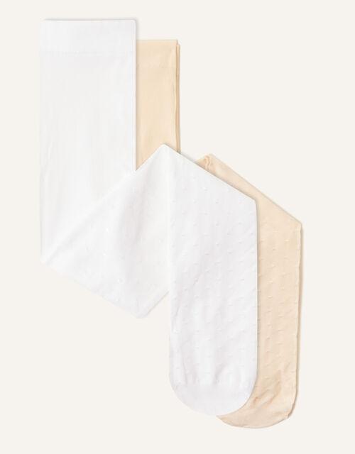Bridal Spot Tights Multipack, Multi (MULTI), large
