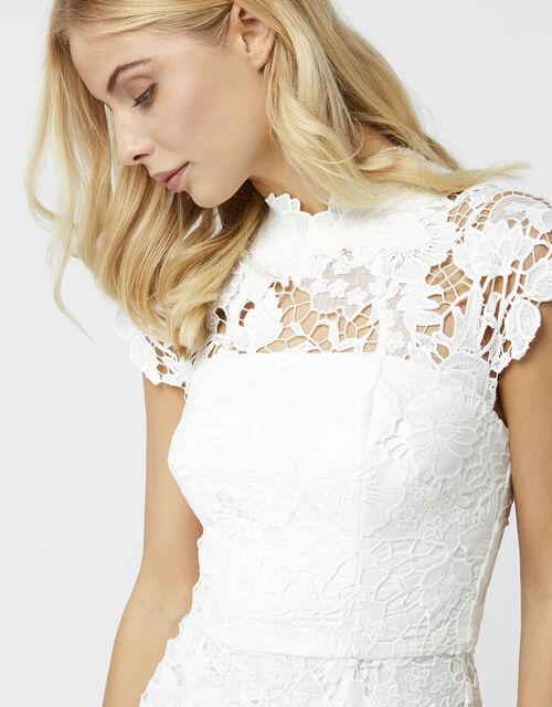 Emilie Lace Bridal Maxi Dress, Ivory (IVORY), large