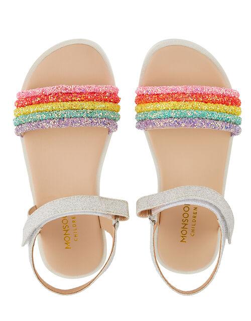 Cassidy Rainbow Sandals, Multi (MULTI), large