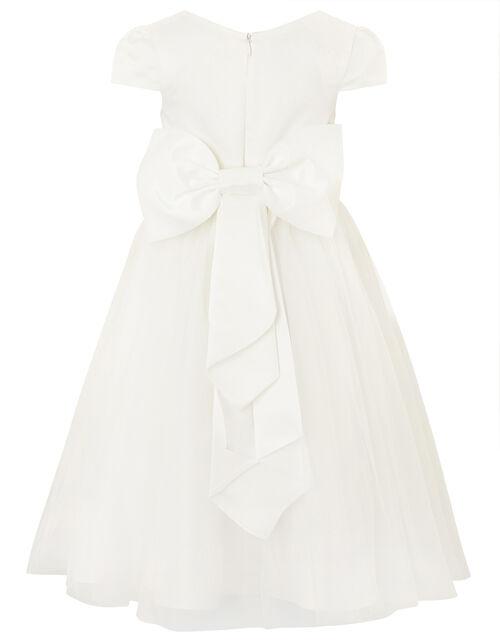 Tulle Bridesmaid Dress, Ivory (IVORY), large