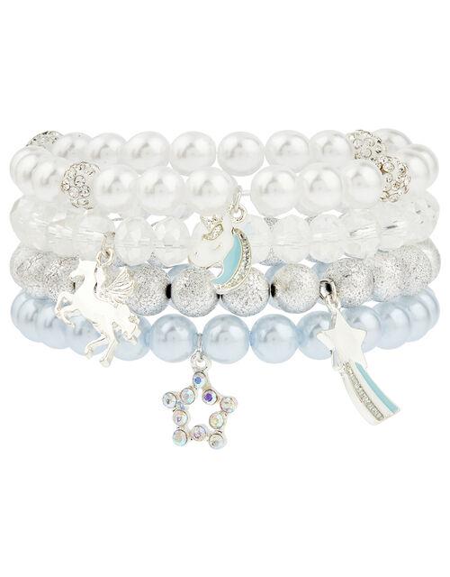 Cosmic Frost Sparkle Bracelet Set, , large