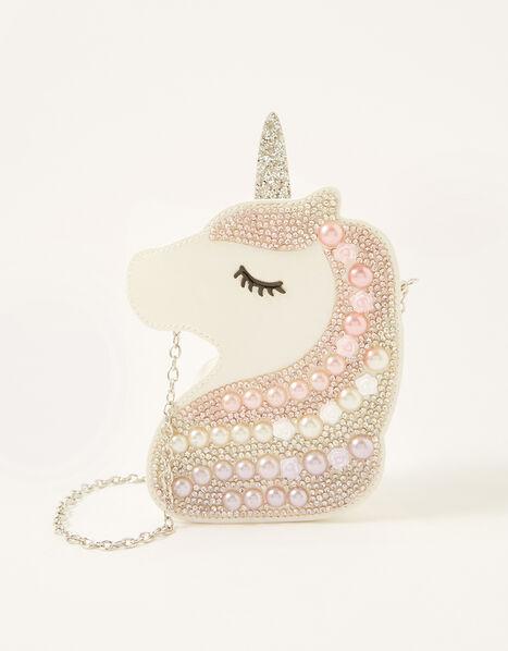 Pretty Pearl Unicorn Bag, , large
