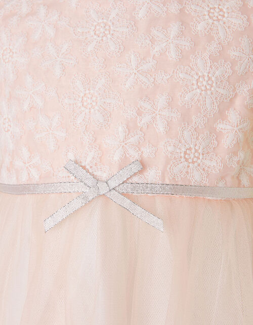 Baby Lace Tulle Dress , Pink (PINK), large